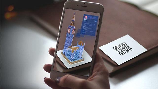 iPhone Artırılmış Gerçeklik (AR)