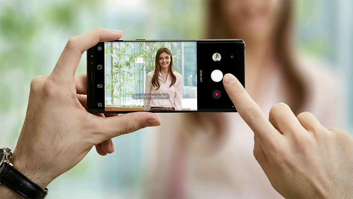 Galaxy Note 8 Kamera