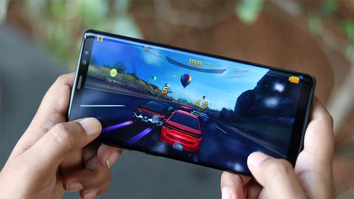 Galaxy Note 8 Peformans