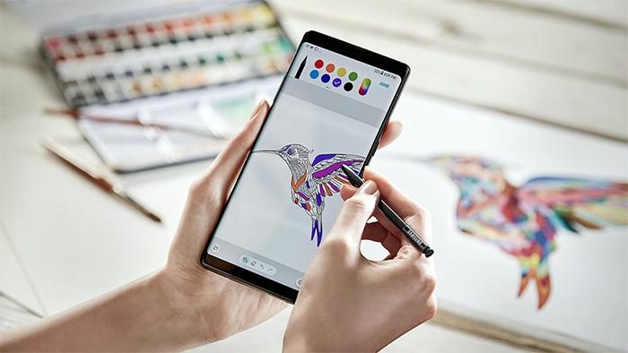 Note 8 S Pen