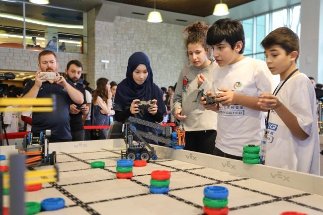 robot yarışması kazananları