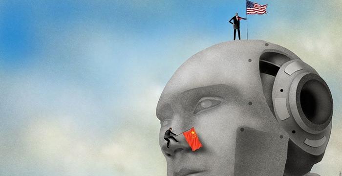 Yapay Zeka Çin ve ABD