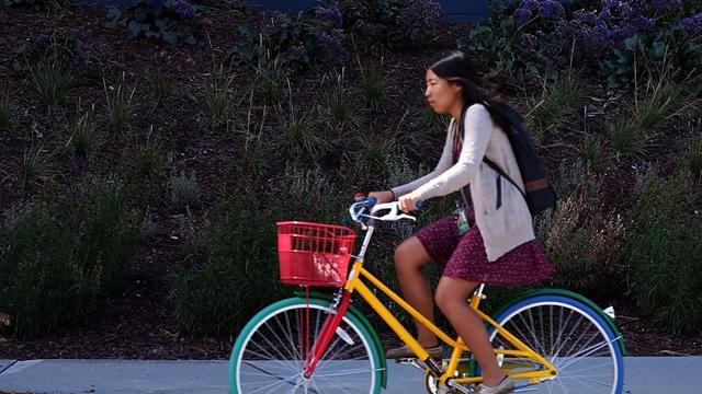 Google'ın Renkli Bisikletleri