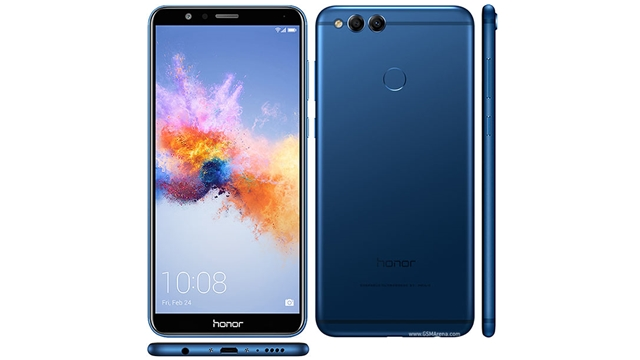Huawei Honor 7x - CES 2018