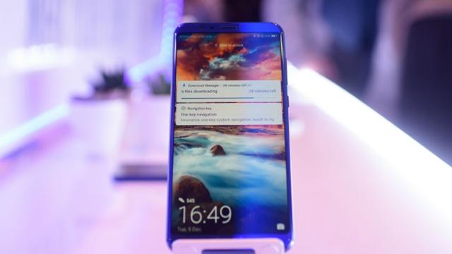 Huawei Honor View 10 Özellikleri