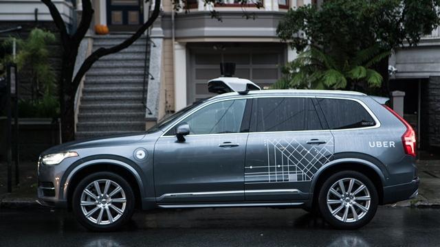 Uber ve Volvo