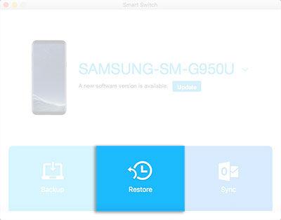 Samsung Smart Switch İndir - Samsung Telefon Yazılım