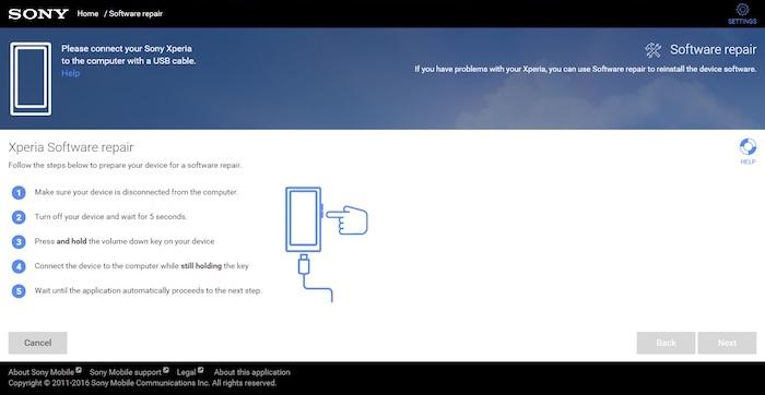 Sony Xperia Companion İndir - Sony Telefon Güncelleme