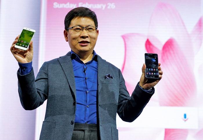 Huawei mcw