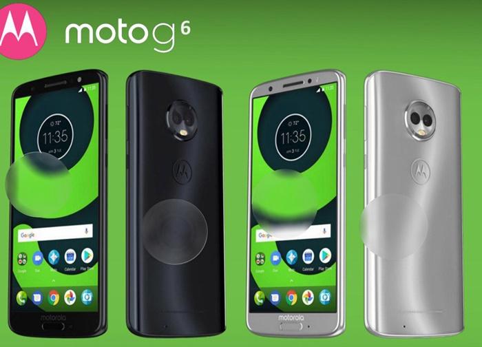 Moto G6 mcw