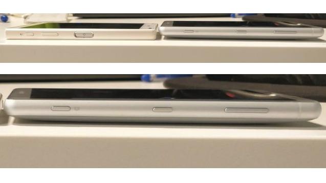 Sony Xperia XZ2 Compact fotoğraf