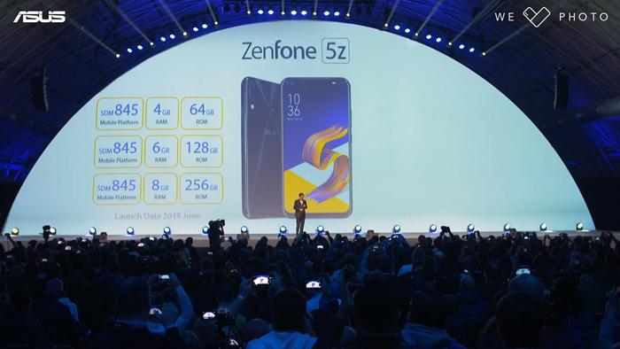 ASUS ZEnFone 5Z özellikleri