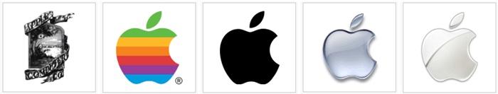 apple logoları
