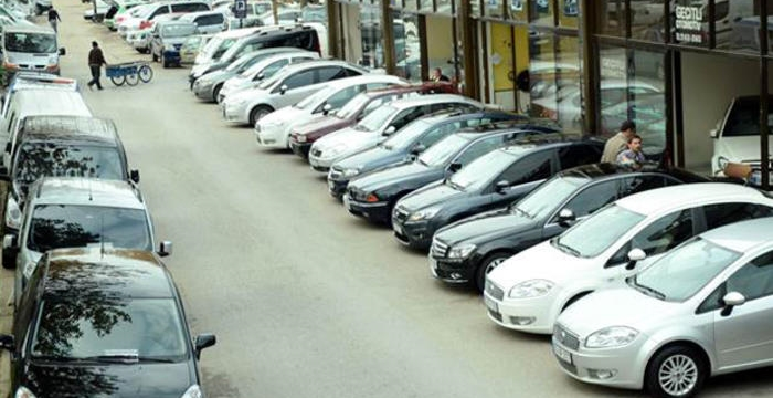 İkinci el araç satışları galeri