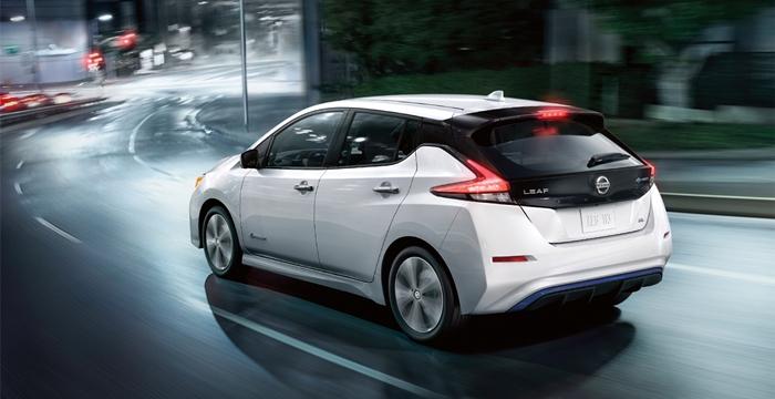 Nissan Leaf elektrikli otomobil