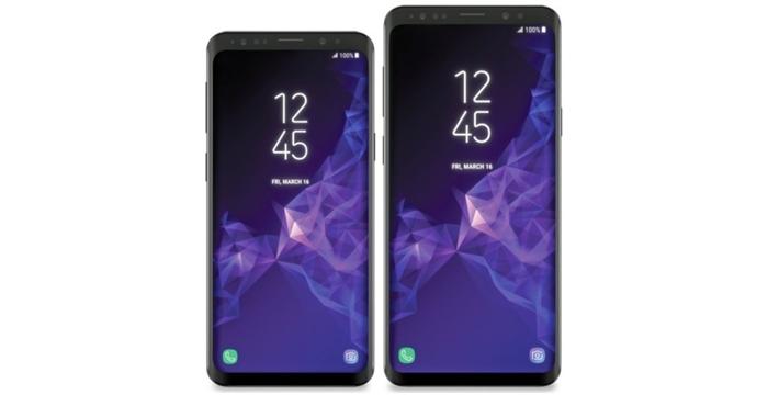 Samsung Galaxy S9 ve Galaxy S9 Plus