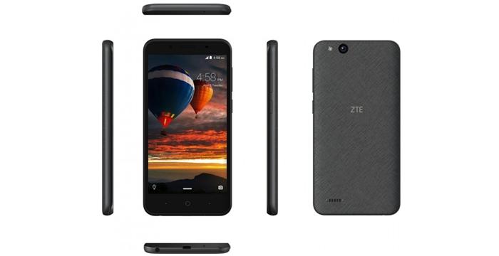 ZTE Tempo Android Go