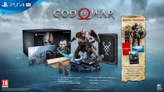 God of War Koleksiyon Sürümü