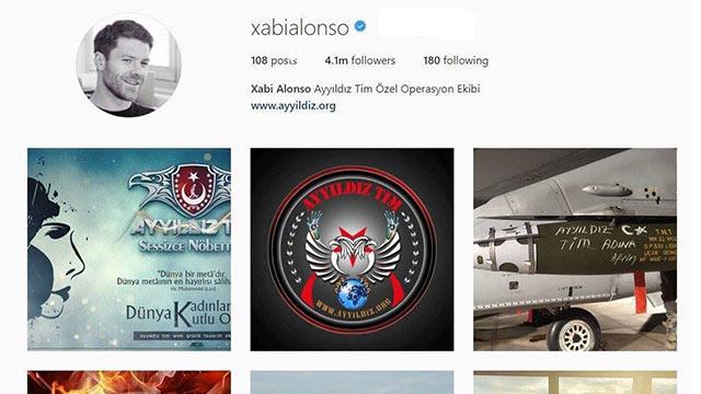 Xabi Alonso Instagram