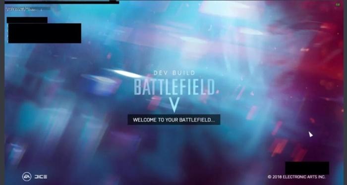 Battlefield V Sızıntı