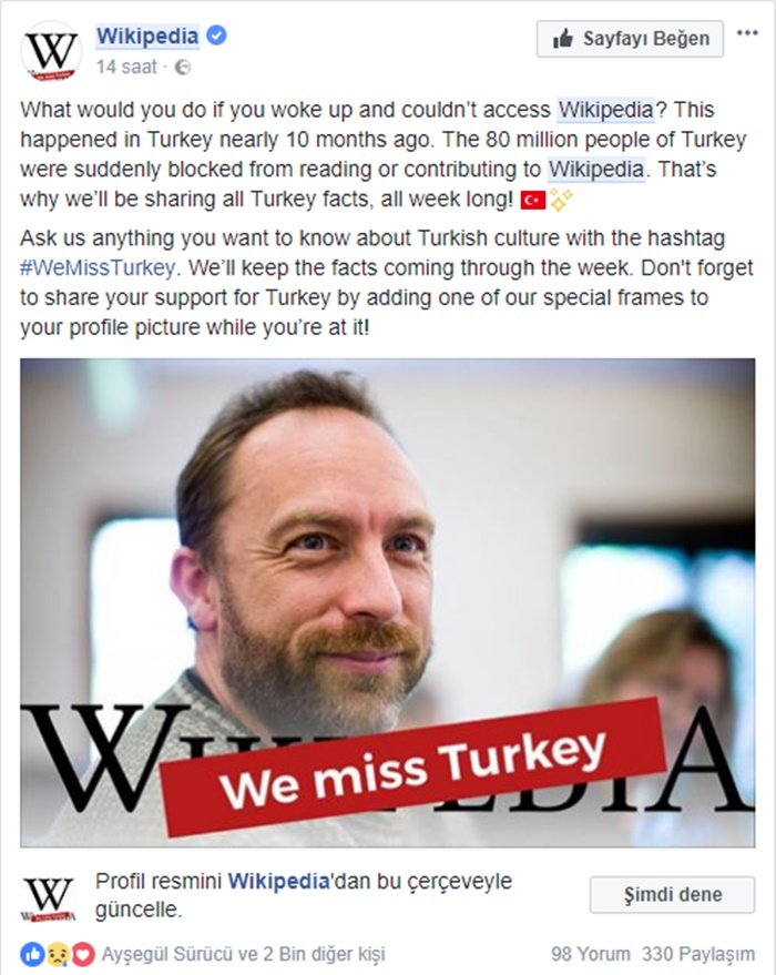 Wikipedia Wee Miss Turkey Post