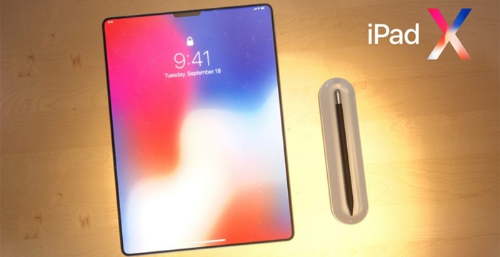 iPhone X iPad Pro