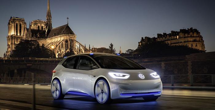 VW Elektrikli araba