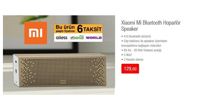 Xiaomi Mi Bluetooth BİM