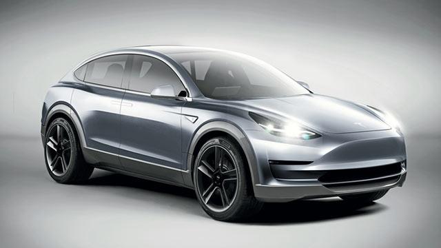Tesla Model Y 4