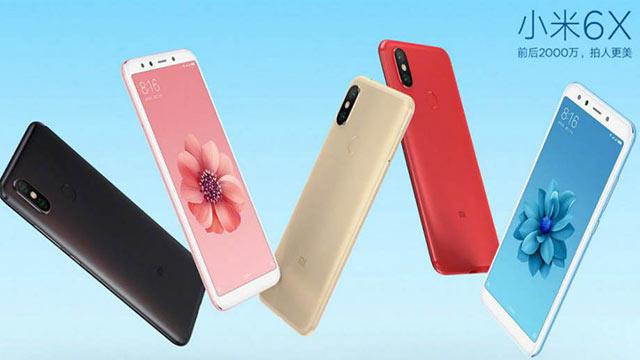 Xiaomi Mi 6X 2