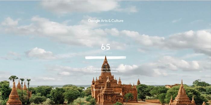 Google Open Heritage