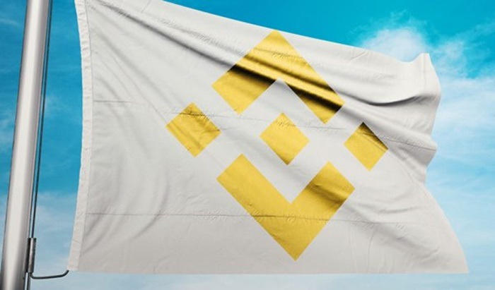 Binance Bayrak