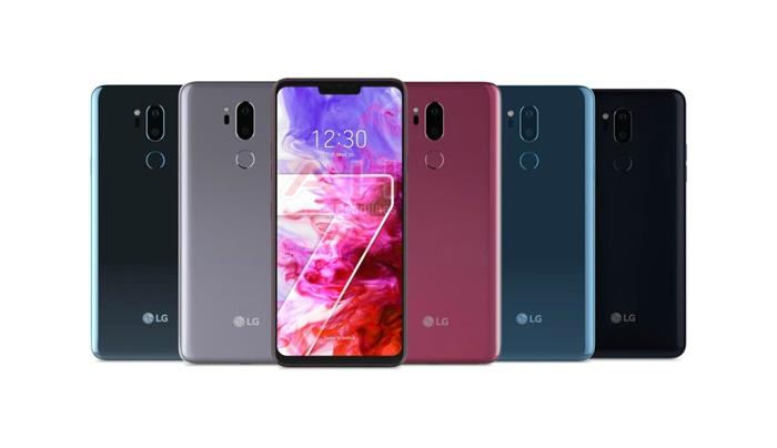 LG G7 ThinQ görsel