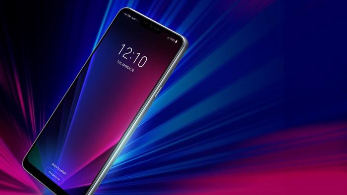 LG G7 ThinQ Tasarım