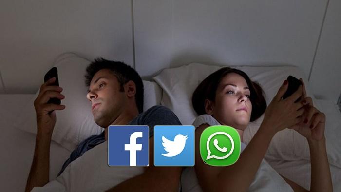 Sosyal medya boşanma