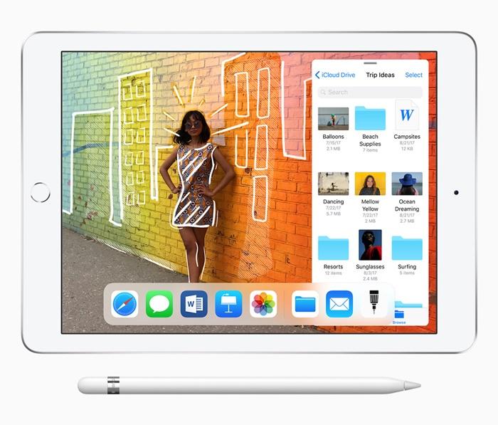 yeni iPad 2018 9.7-inch
