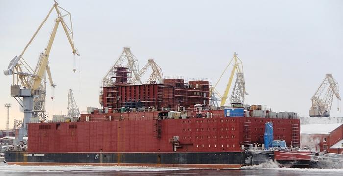 rusya nükleer santral