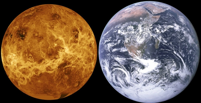 Venus bulutları