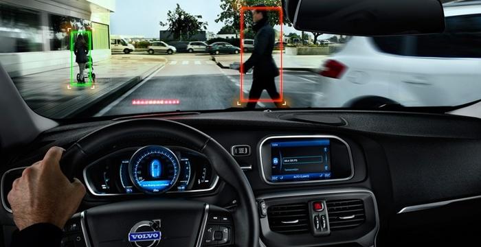 Volvo XC90 en güvenli araç