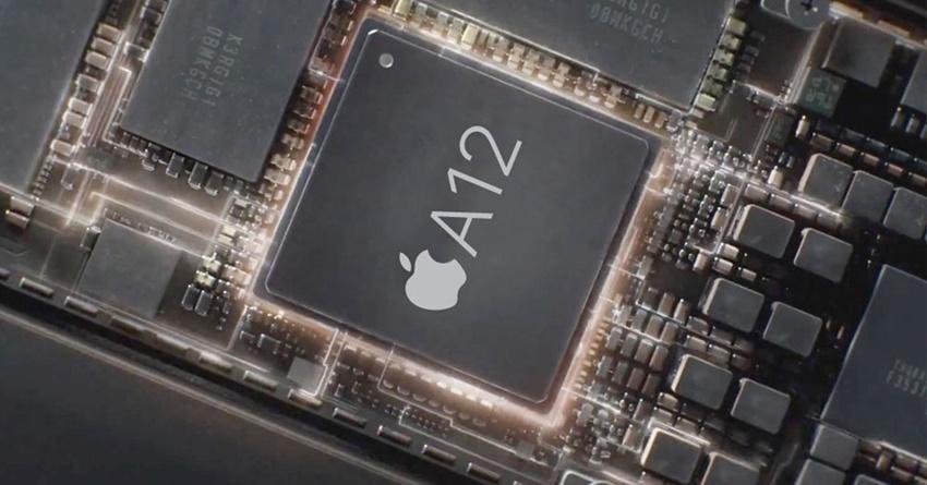 Yeni iPhone A12 işlemci 7nm