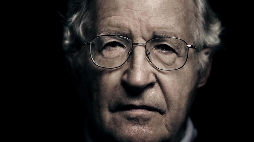 Uzaylı Dili Noam Chomsky