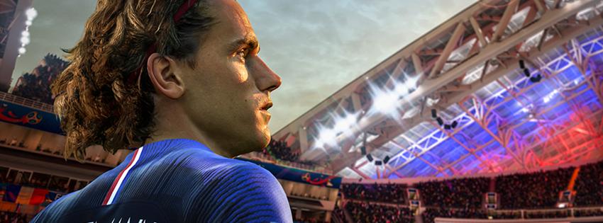 EA Sports Dünya Kupası Antoinne Greizmann