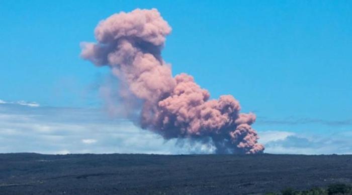Kilauea Dağı