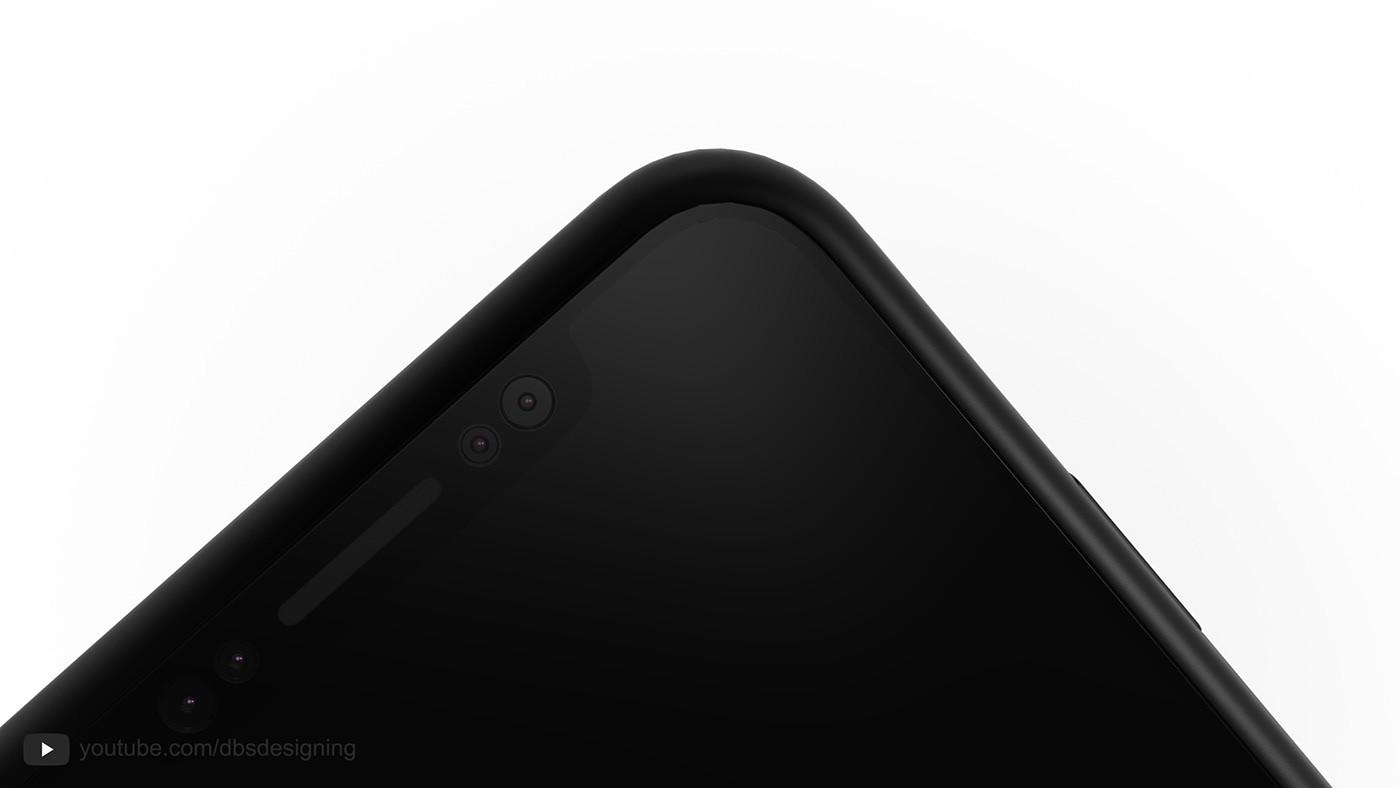 iPhone X Konsept Tasarımları