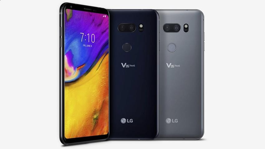 LG V35 ThinQ Özellikleri 1