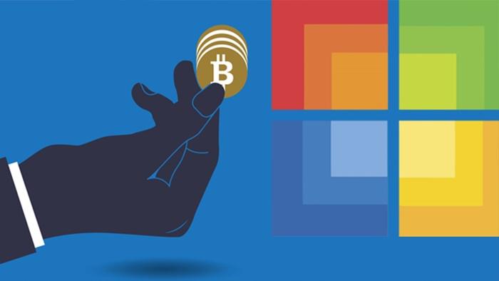 Microsoft Kripto Para Reklamı