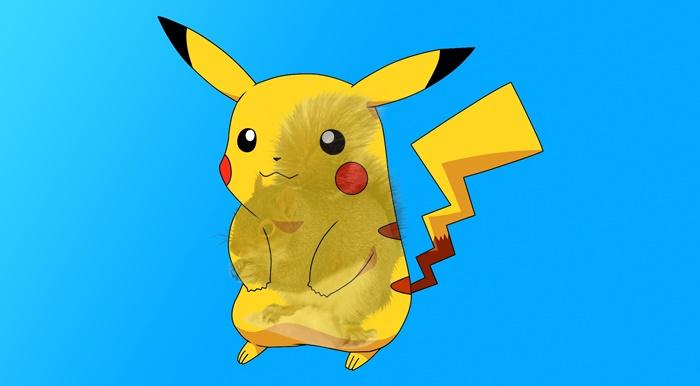 Pikachu Sincap 12
