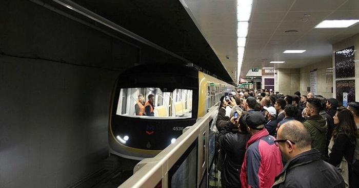 Halkalı-Yenikapı metro