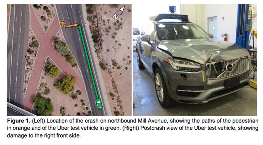 Sürücüsüz Uber Kaza 2