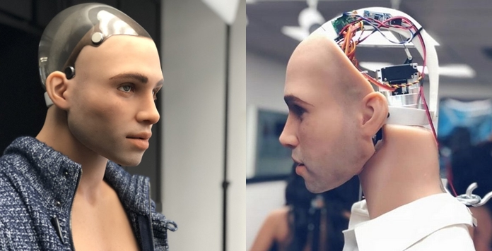 erkek seks robotları